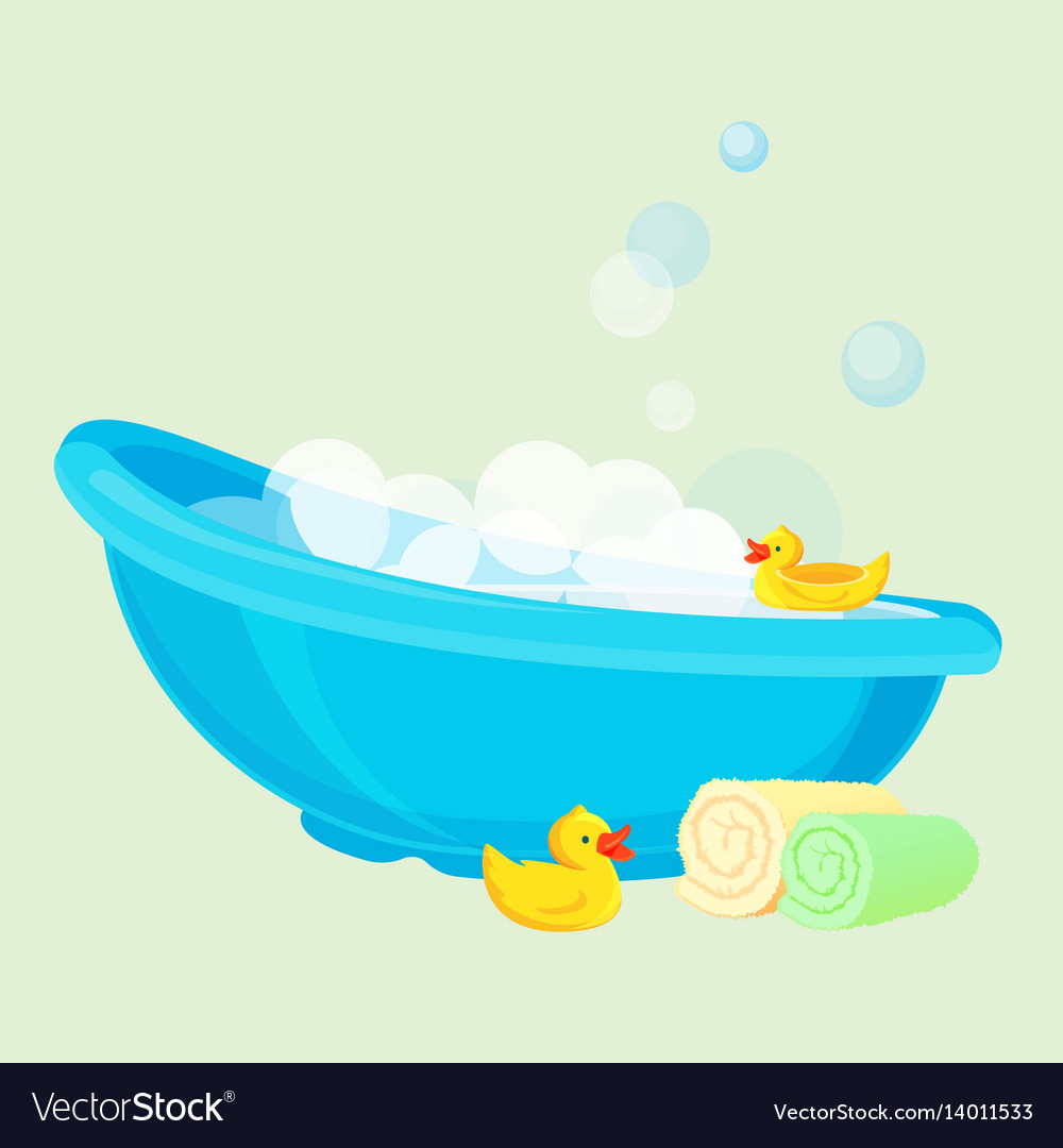 Bathtub Bubble Vector - Best Bathtub Design 2018