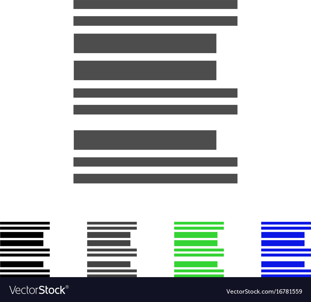 Barcode flat icon royalty free vector image vectorstock barcode flat icon vector image buycottarizona Gallery