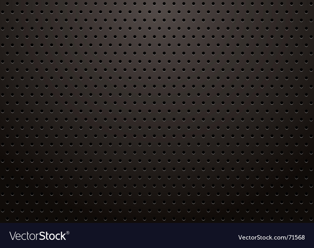 Black grill vector image