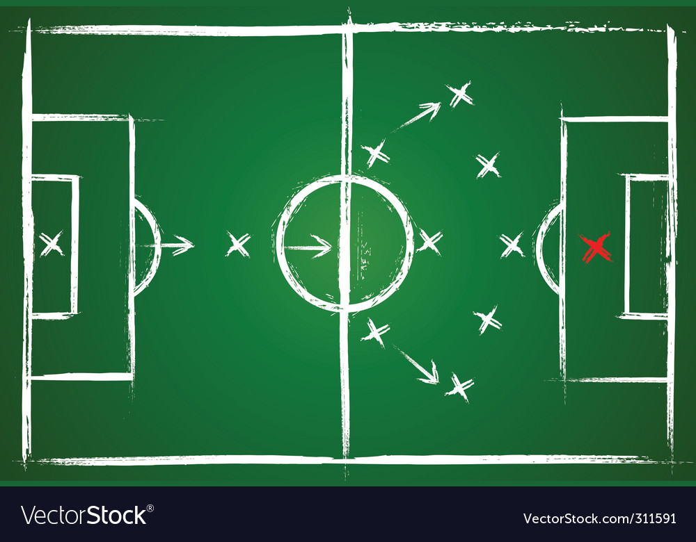 positions in football. Football Positions Teamwork S