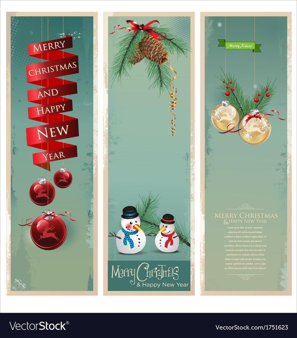 Christmas Banner Part - 41: VectorStock