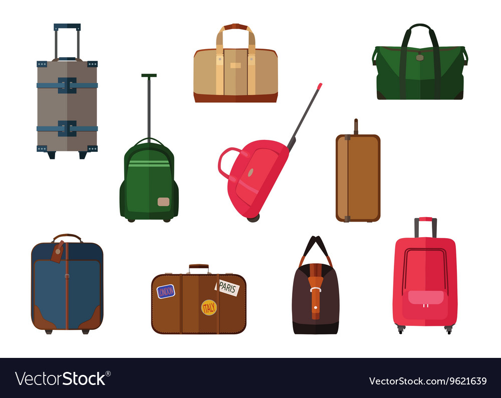 Learn About The Different Types Of Bags!