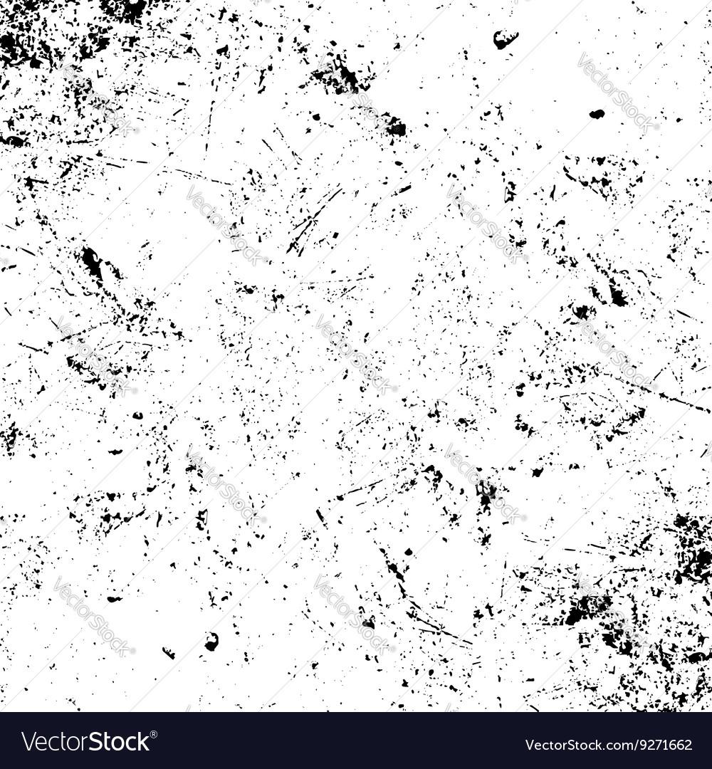 Light grunge texture white black vector image