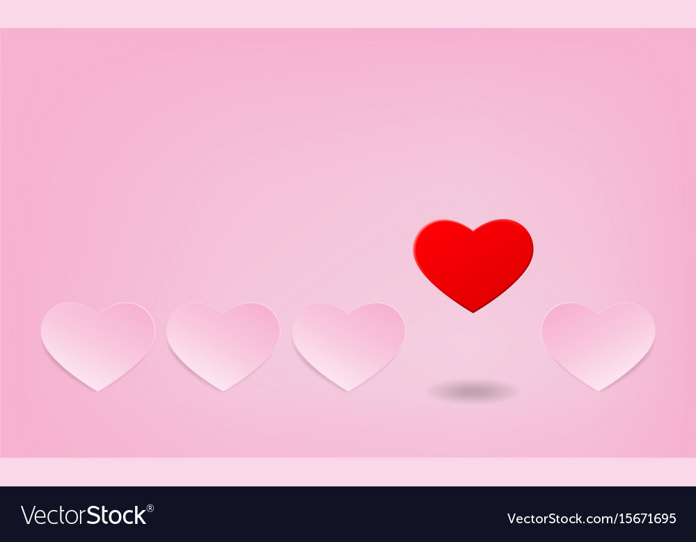 Lovely vector image