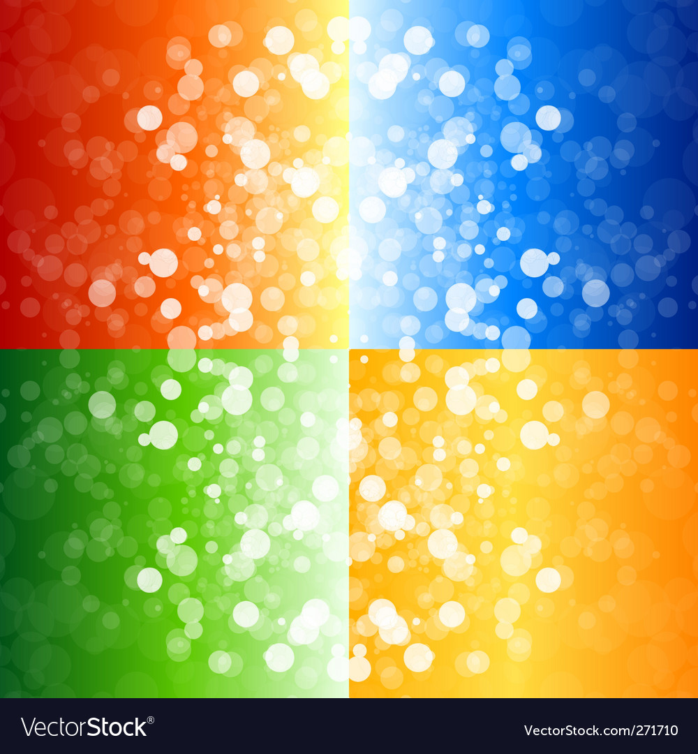 Abstract graphic backgrounds vector image