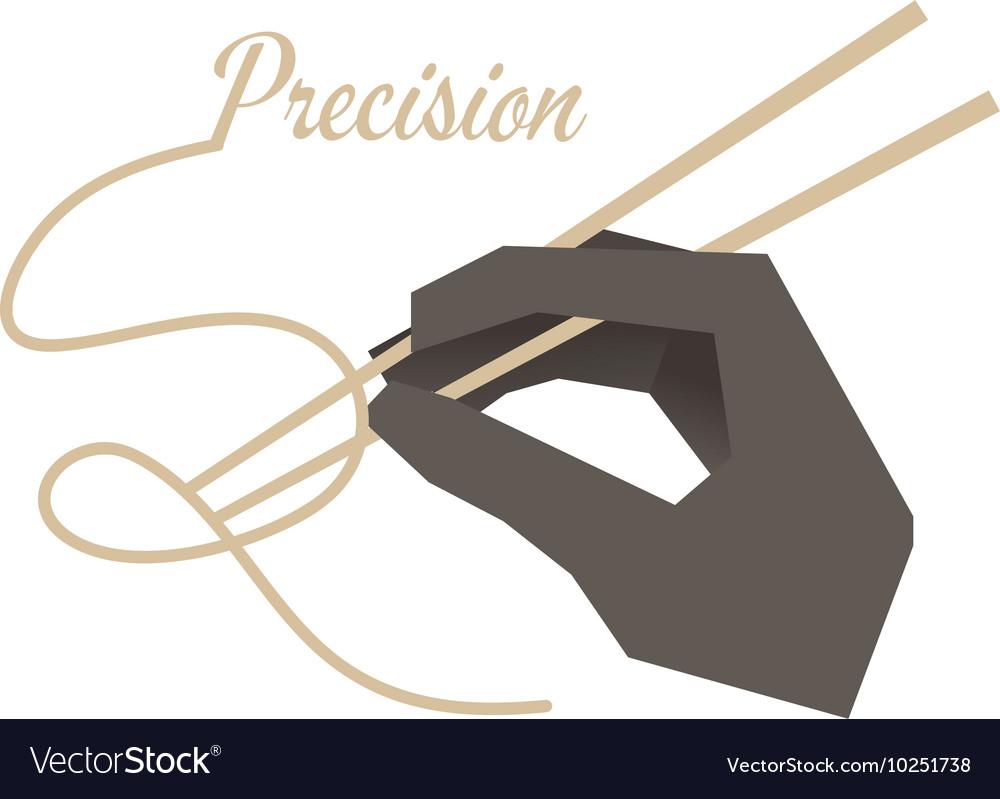 Precision vector image