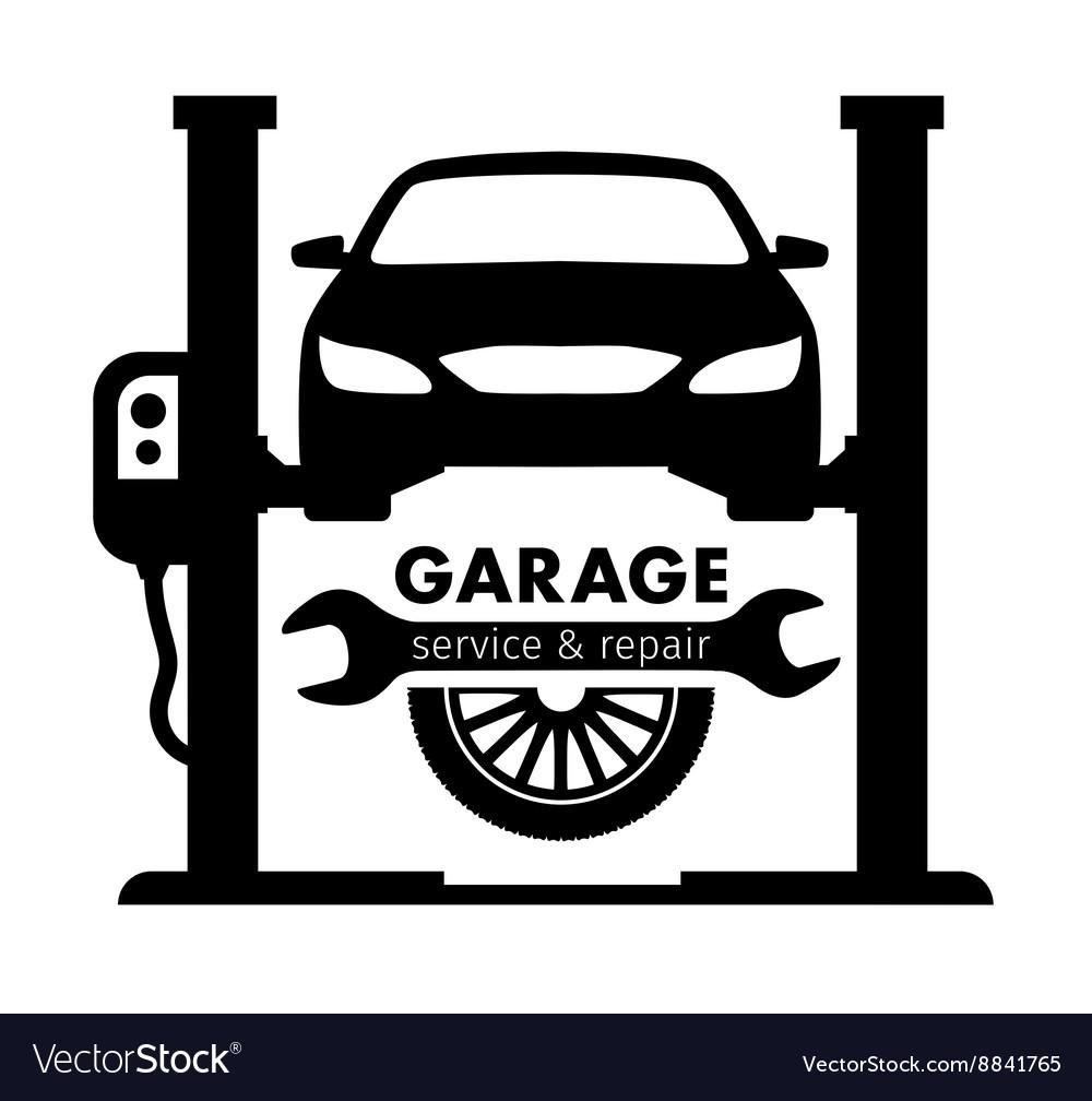 Car Service Center Logos
