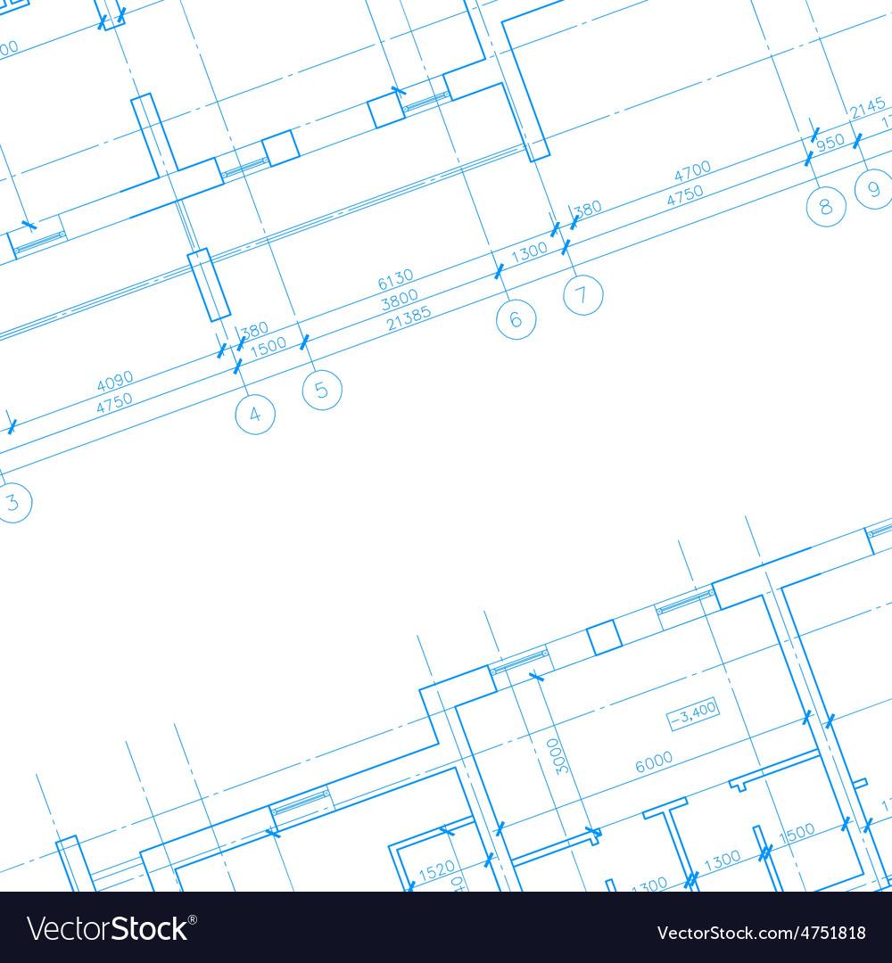 Architecture blueprint background royalty free vector image architecture blueprint background vector image malvernweather Gallery
