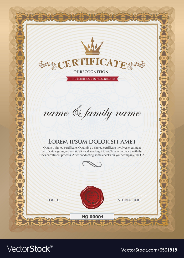 Certificate royalty free vector image vectorstock certificate vector image 1betcityfo Gallery