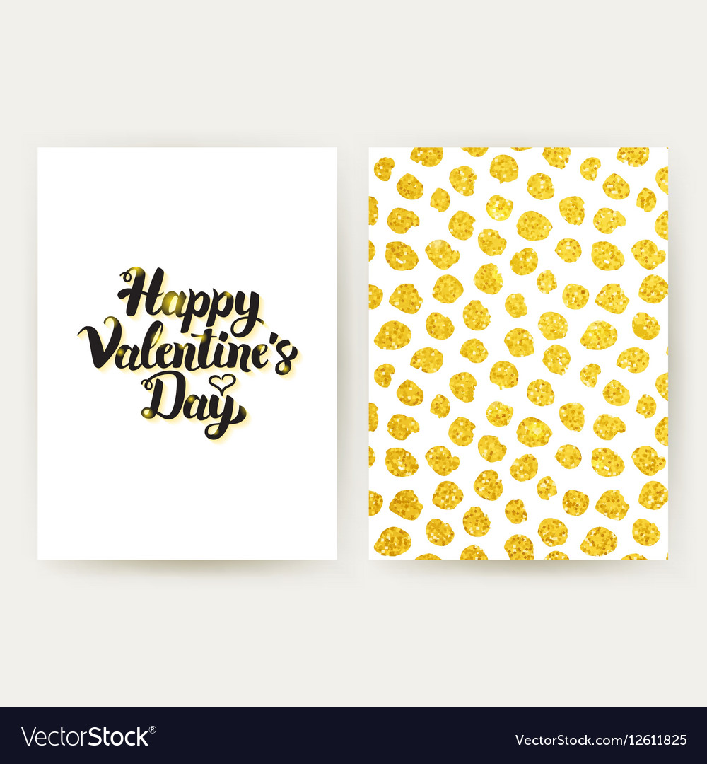 Happy Valentines Day Retro Posters vector image