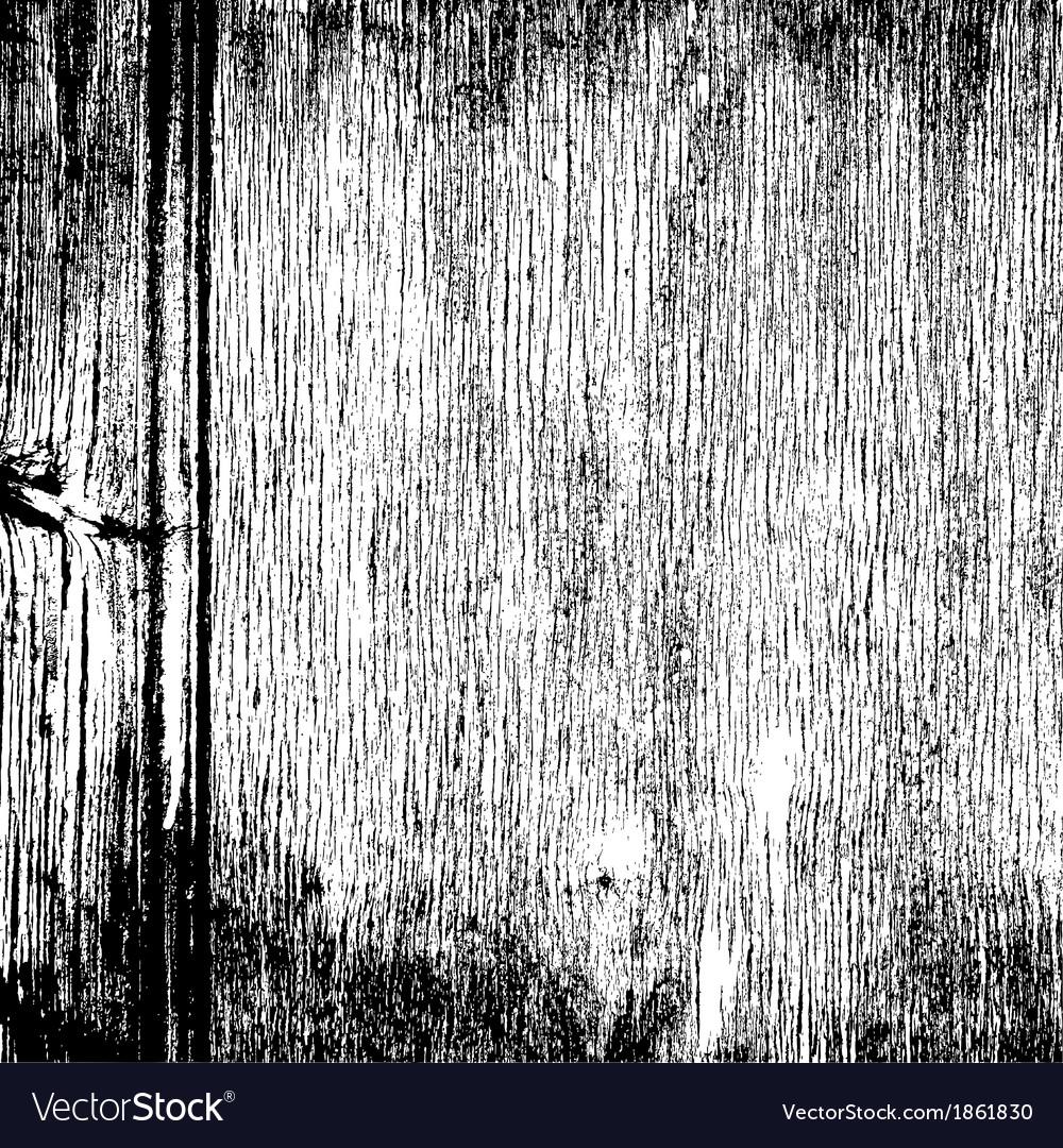 Wood Grainy Texture Vector Image