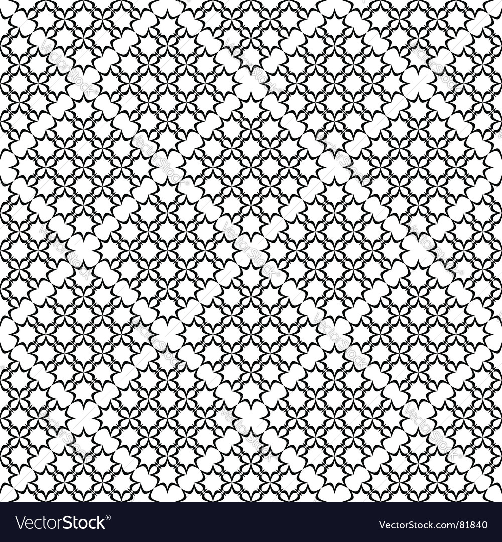 Lace pattern Royalty Free Vector Image - VectorStock