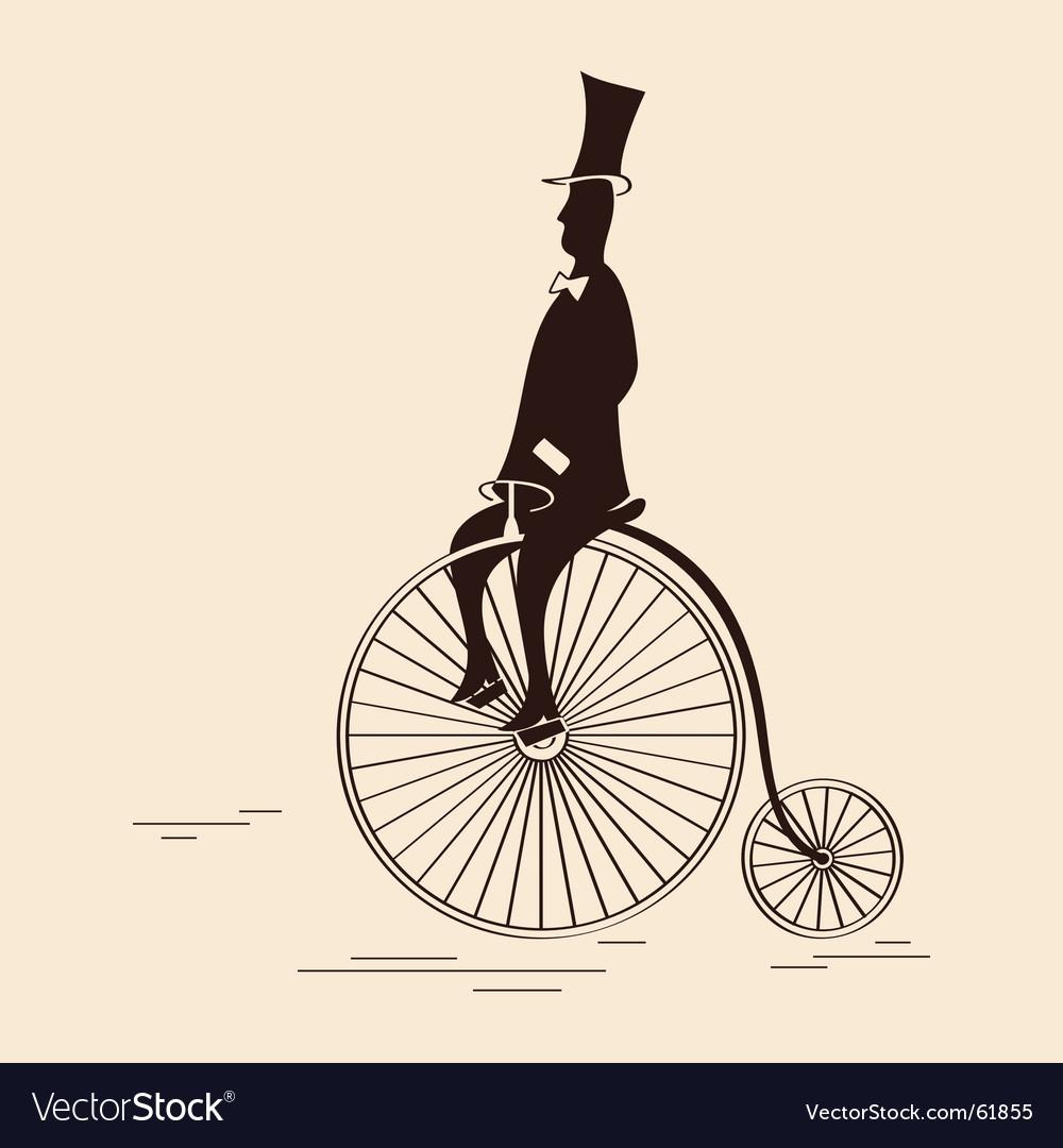 Victorian sport vector image