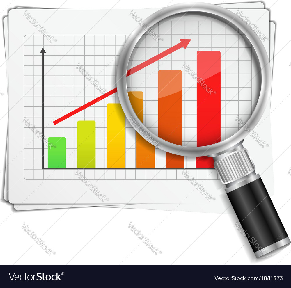 Graph Vector Image