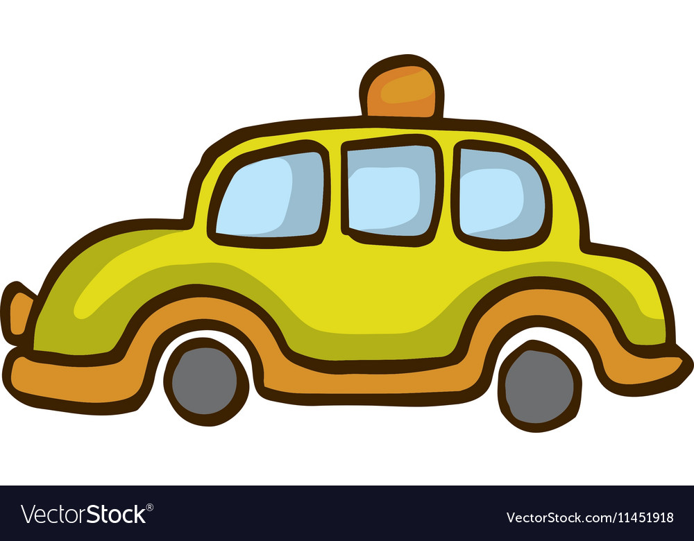 Collection car for kids vector image