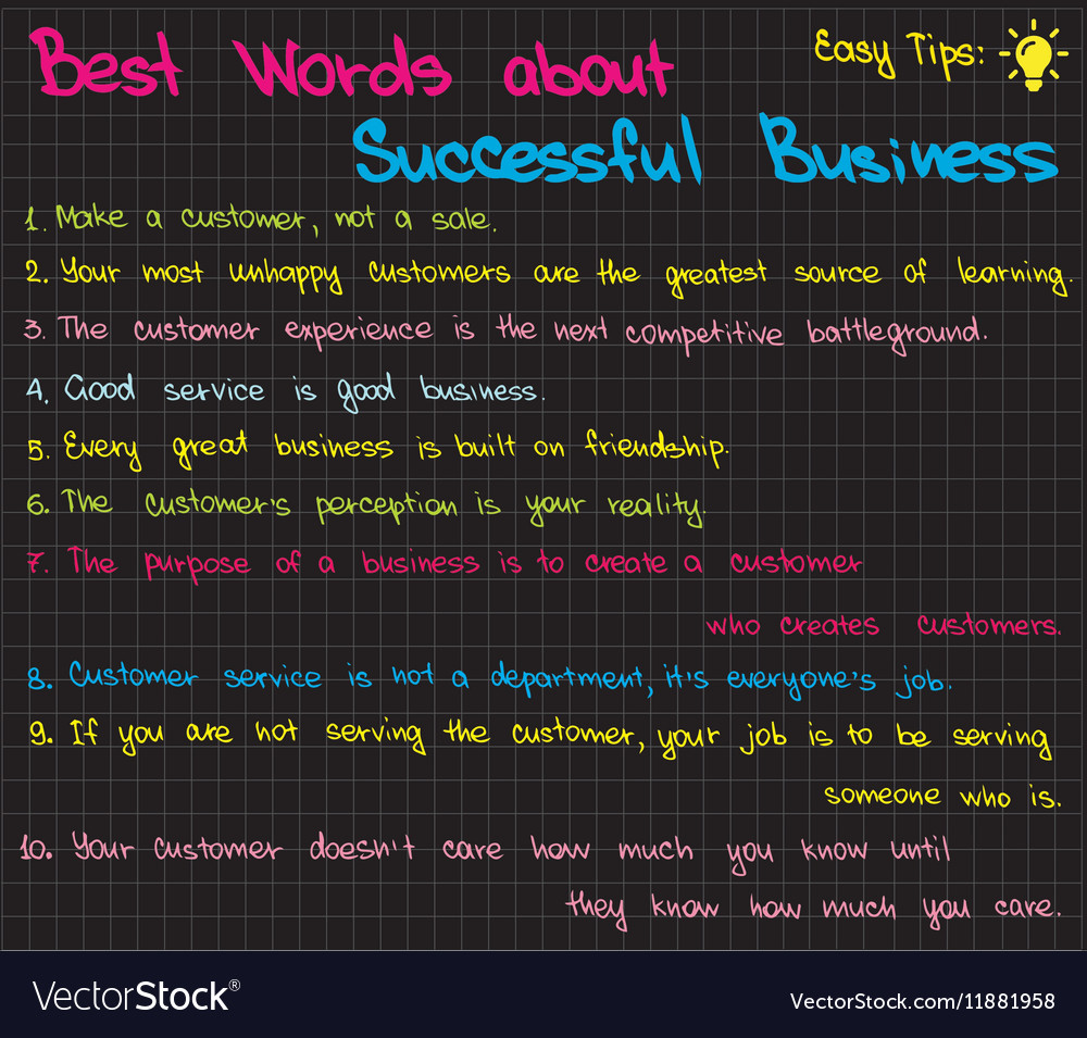 Customer Service Quotes Customer Service Quotes Royalty Free Vector Image