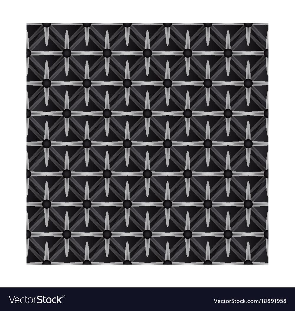 Gold Black Background Design Sun Indian Vector Image
