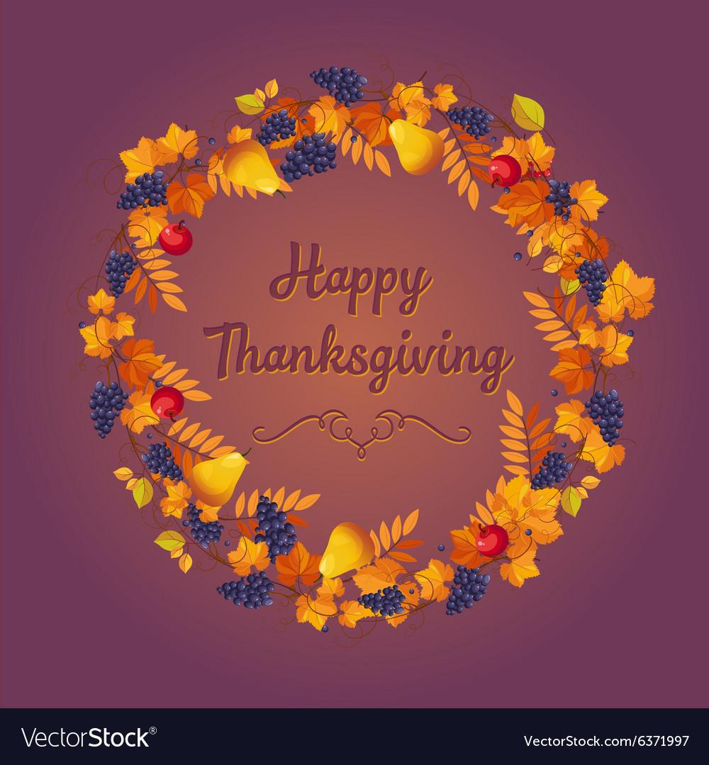 Thanksgiving Banner Part - 41: VectorStock