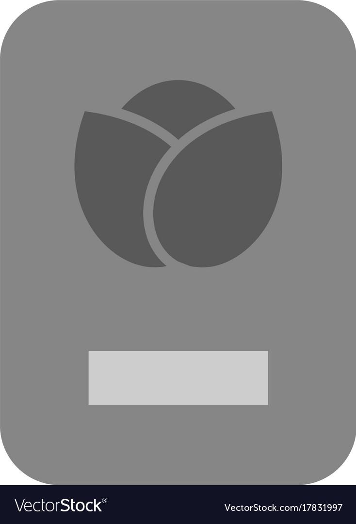 Furnace vector image