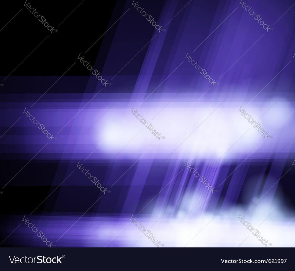 Shining advertisement vector image