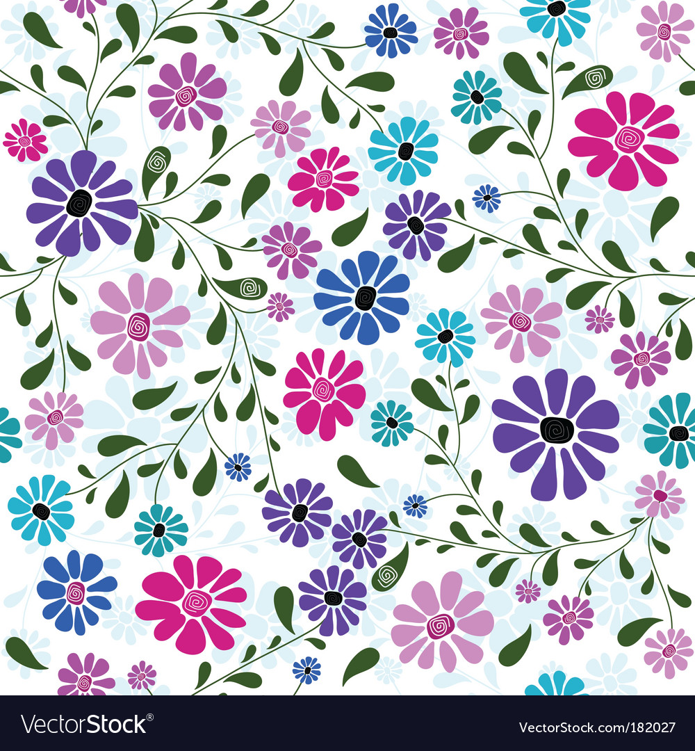 decorative wallpaper pattern royalty free vector image - decorative wallpaper pattern vector image
