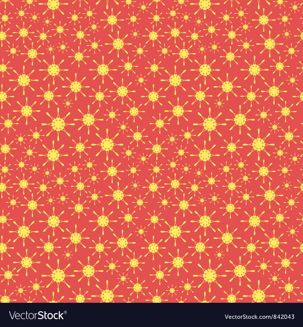 Abstract Summer Seamless vector image