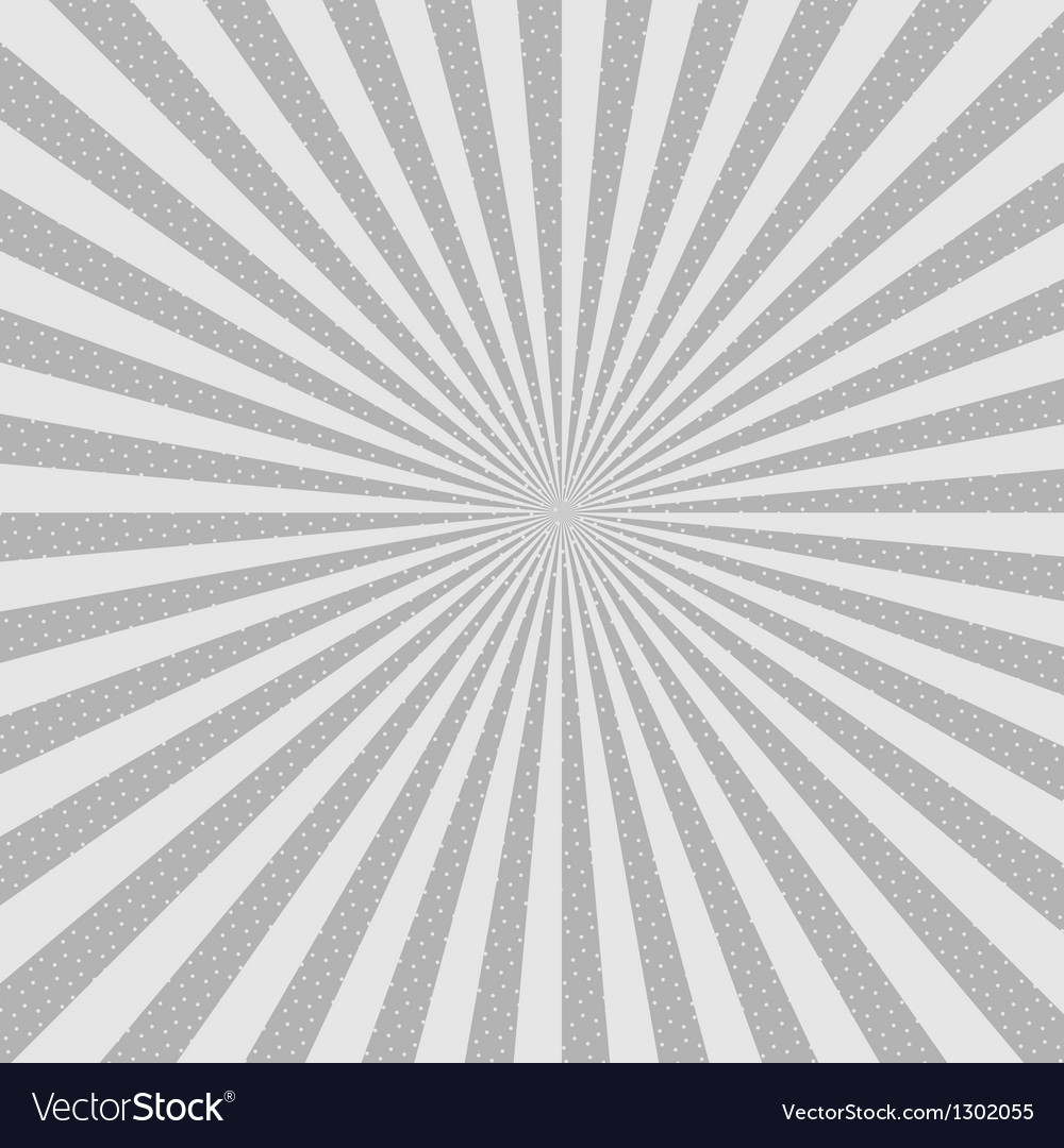 Abstract Background Starburst halftone eps10 vector image