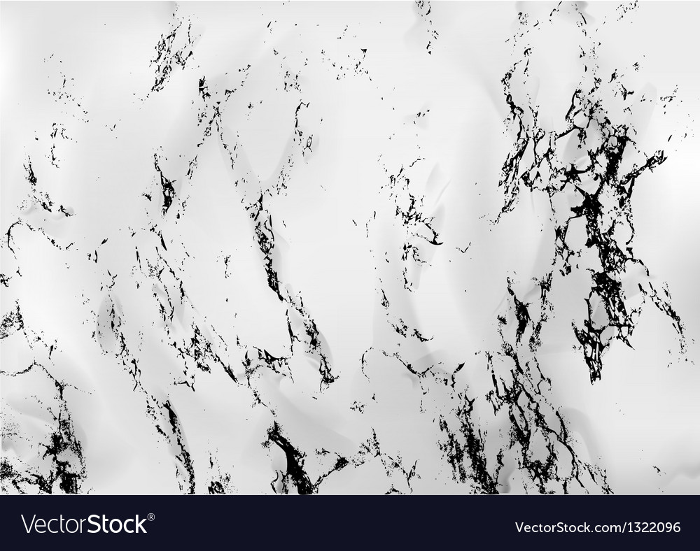 Marble vector image