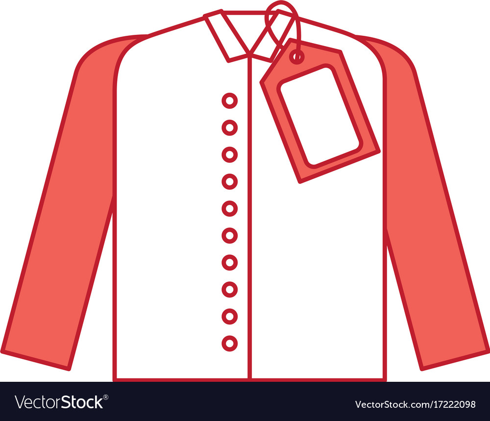 Market clothes price tag new wear shirt royalty free vector market clothes price tag new wear shirt vector image biocorpaavc