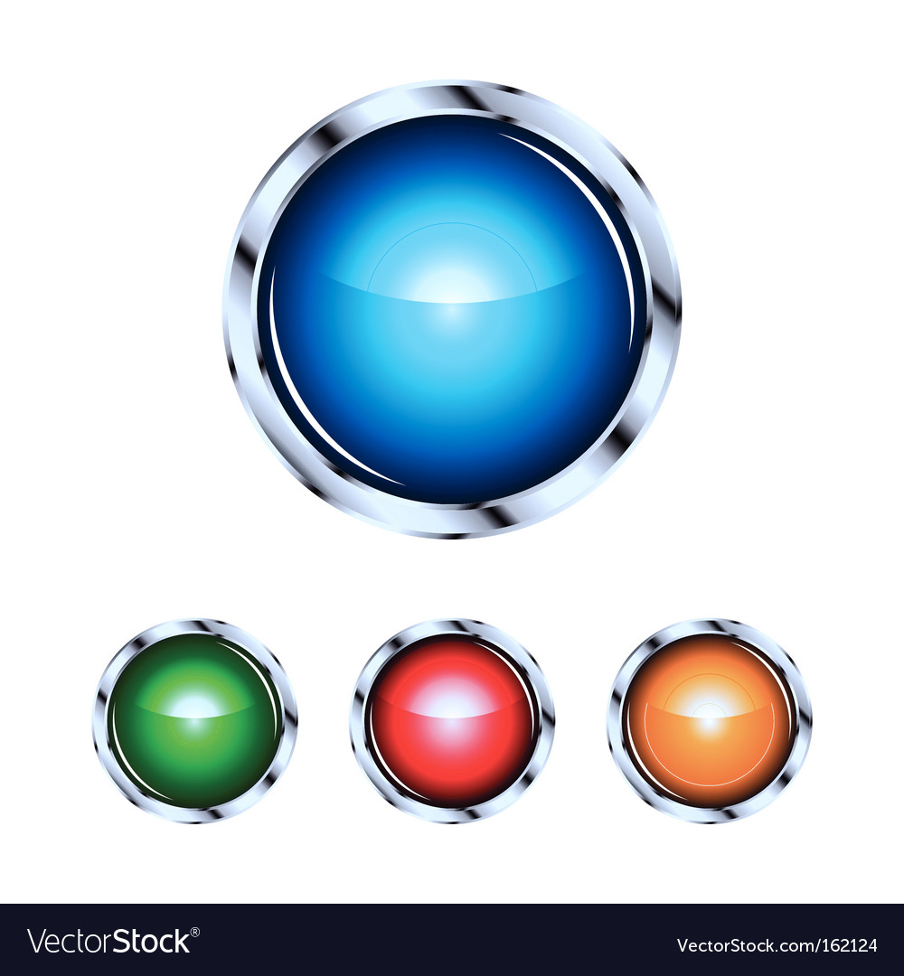 Sphere designs vector image