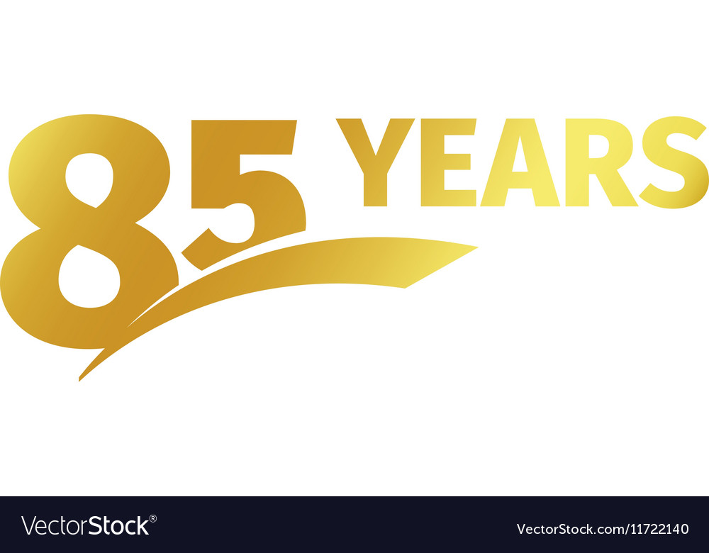 Years anniversary logo template th anniversary icon
