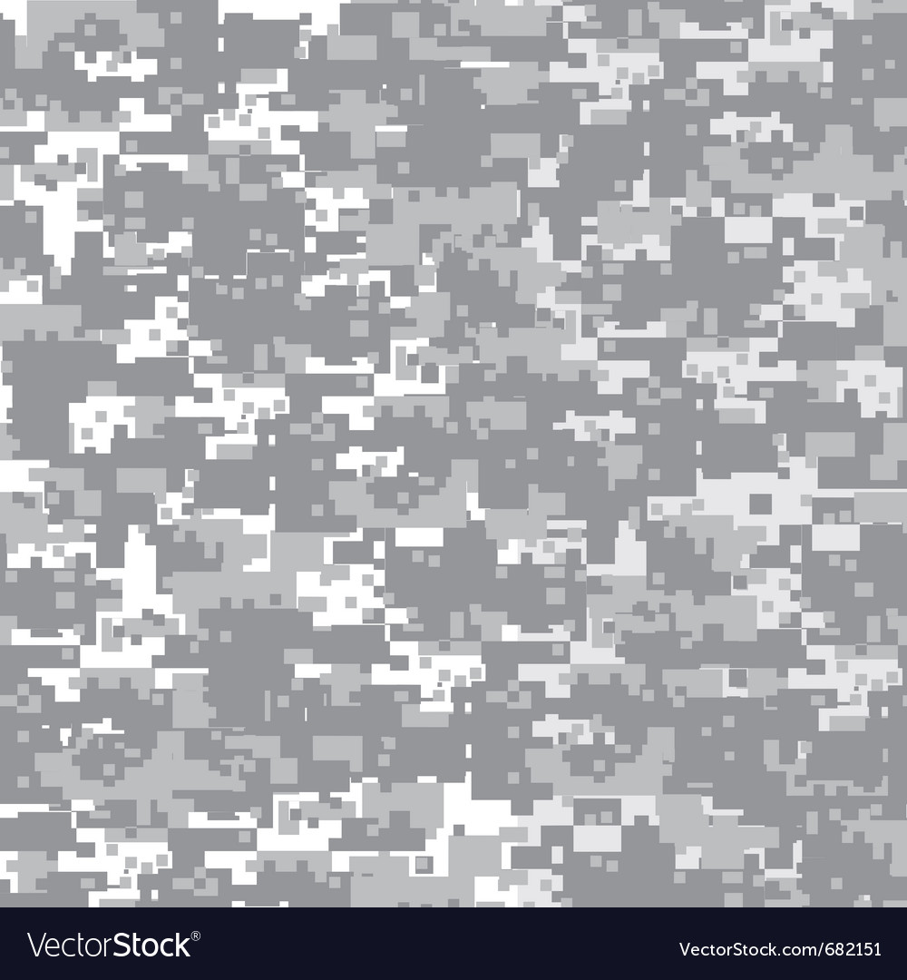 Desert camouflage pattern vector image
