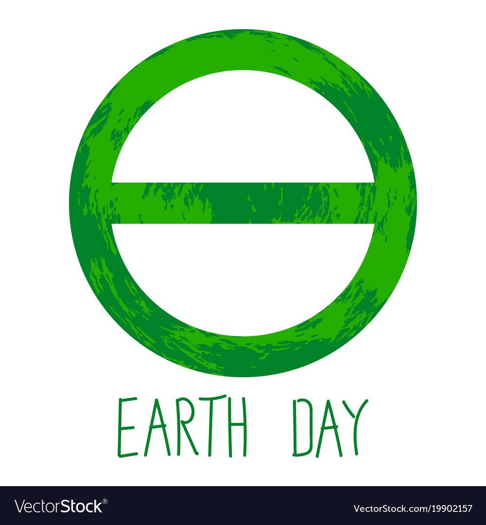 Symbol of earth day royalty free vector image vectorstock symbol of earth day vector image buycottarizona