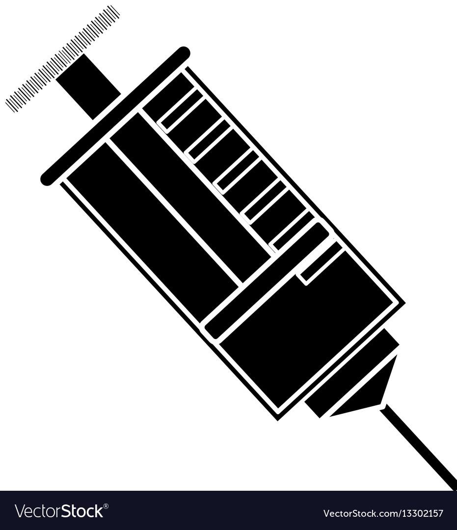 Syringe medical symbol royalty free vector image syringe medical symbol vector image biocorpaavc Choice Image