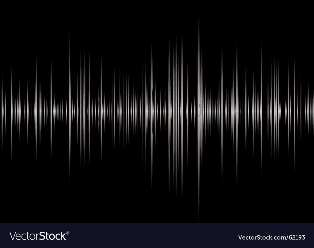 Alpha black vector image