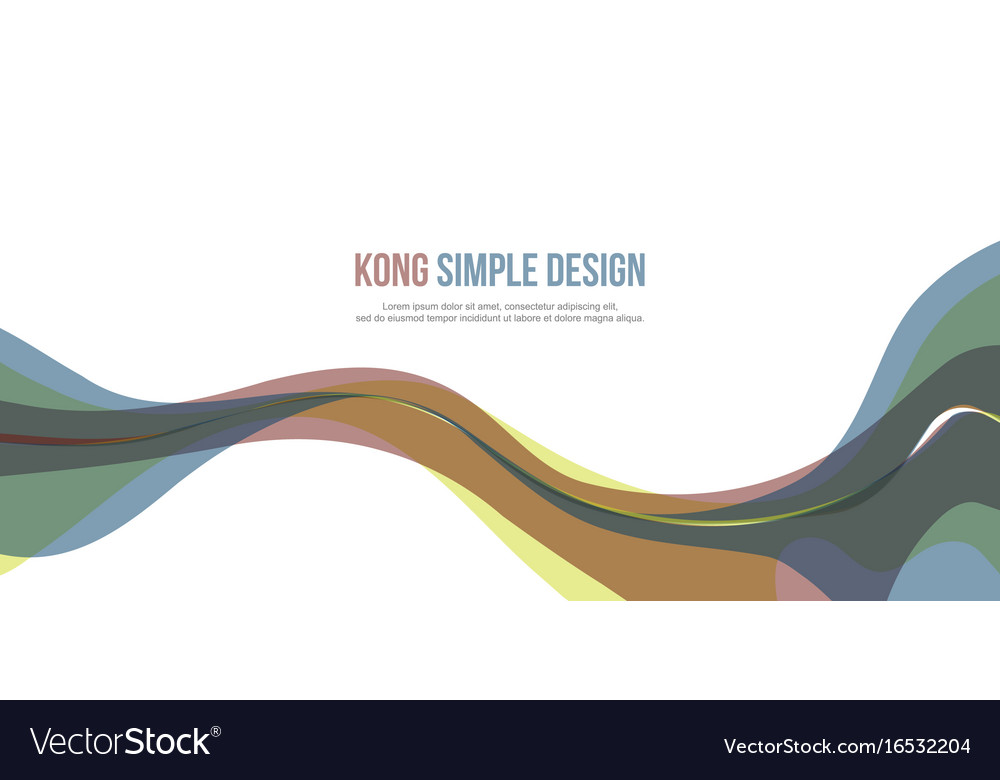 Banner header website abstract background vector image