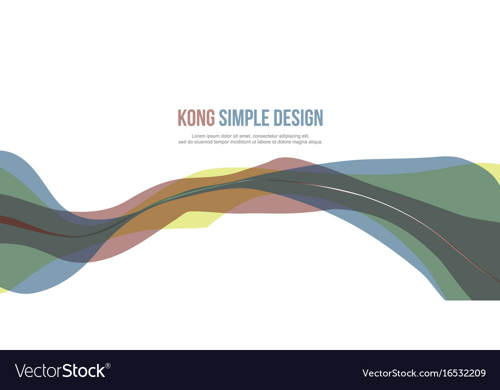 Collection stock banner header website abstract vector image
