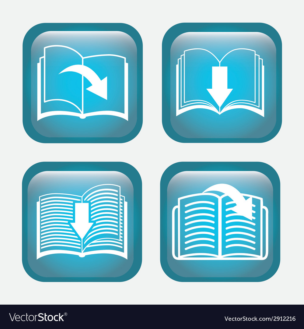 Ebook Icon – free icons