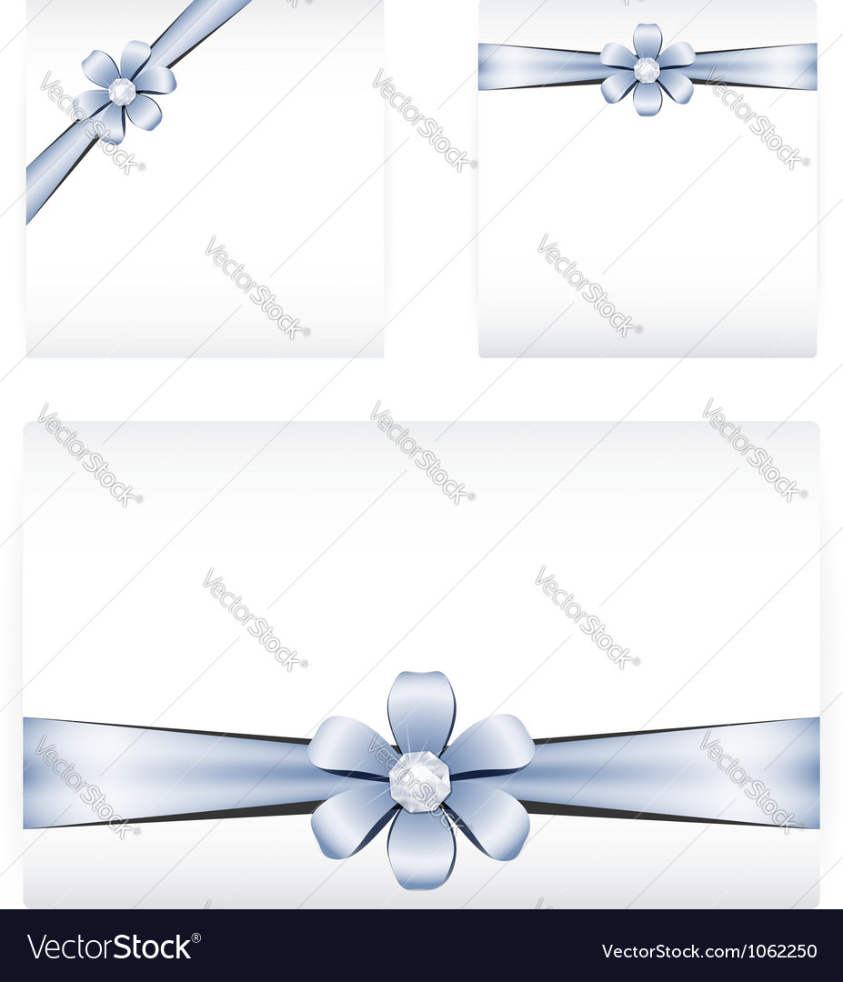 Card notes vector image