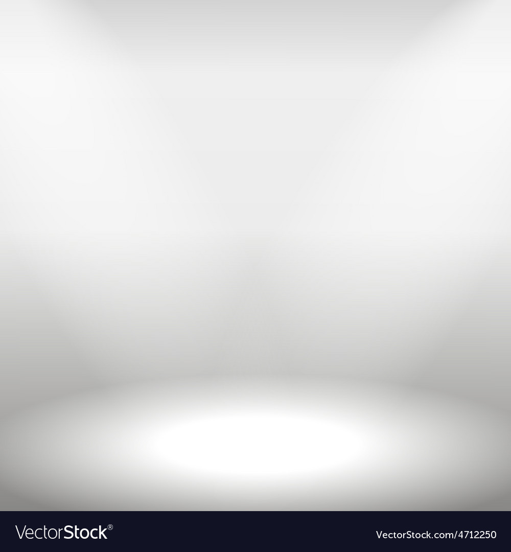 Studio Backdrop vector image