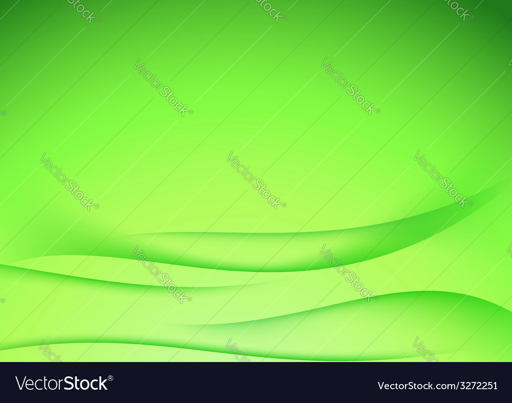 Green abstract border lines certificate template vector image yadclub Image collections