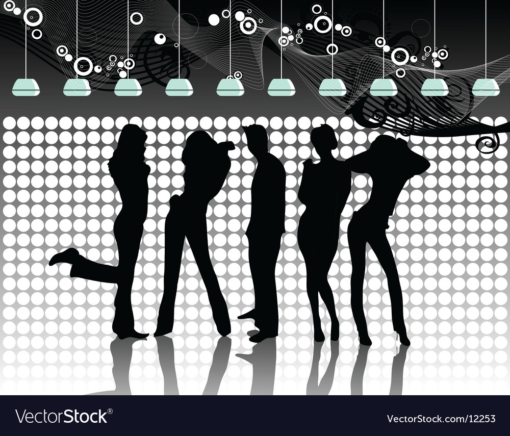 Party illustration vector image