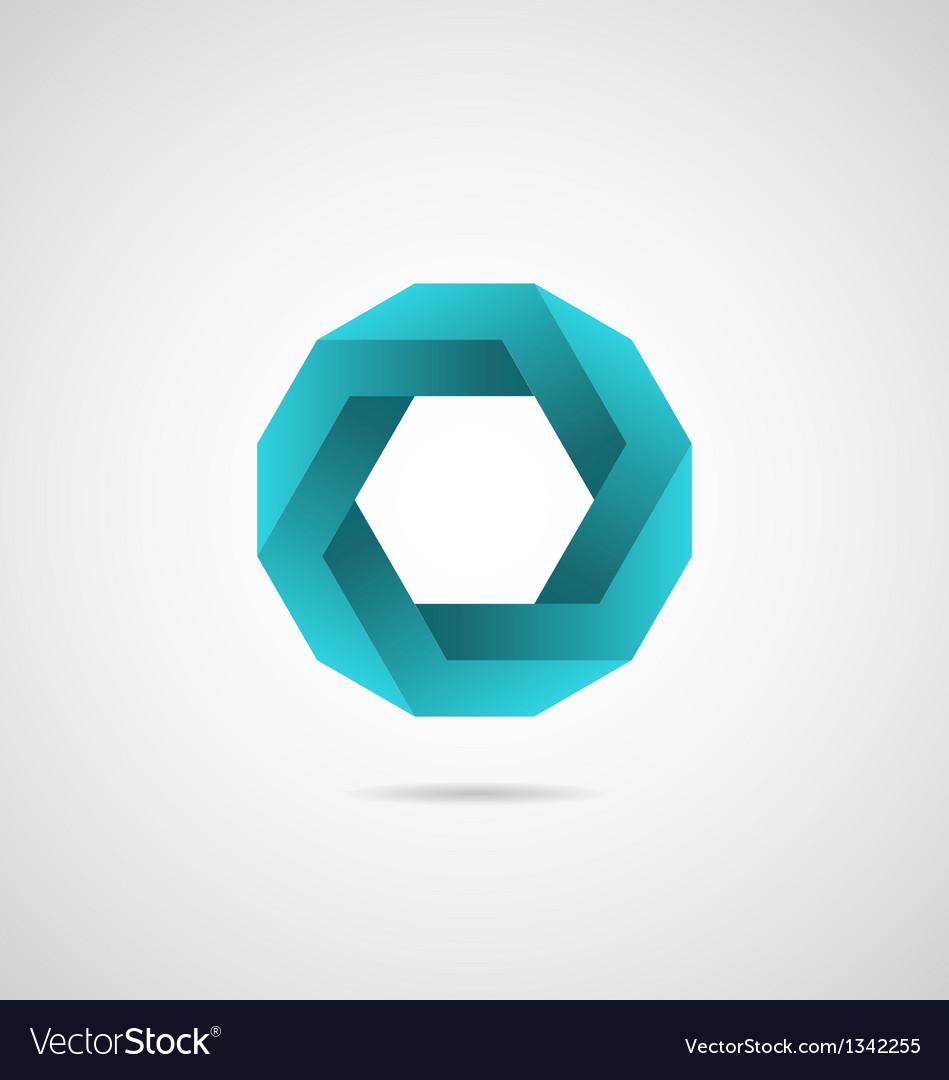 Marvellous Hexagon Royalty Free Vector Image - VectorStock
