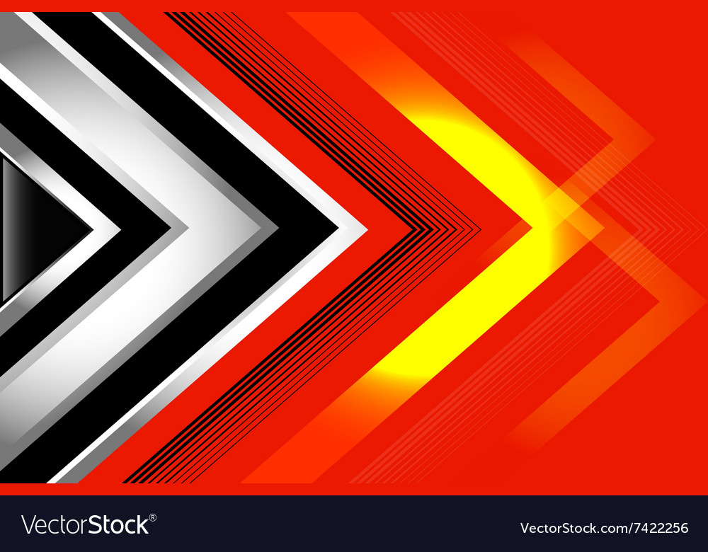 Abstract Background With Sport Icons Royalty Free Vector: Abstract Background Black Red Royalty Free Vector Image