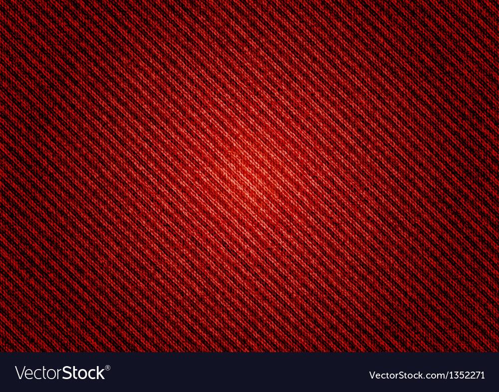 Texture grain red vector image