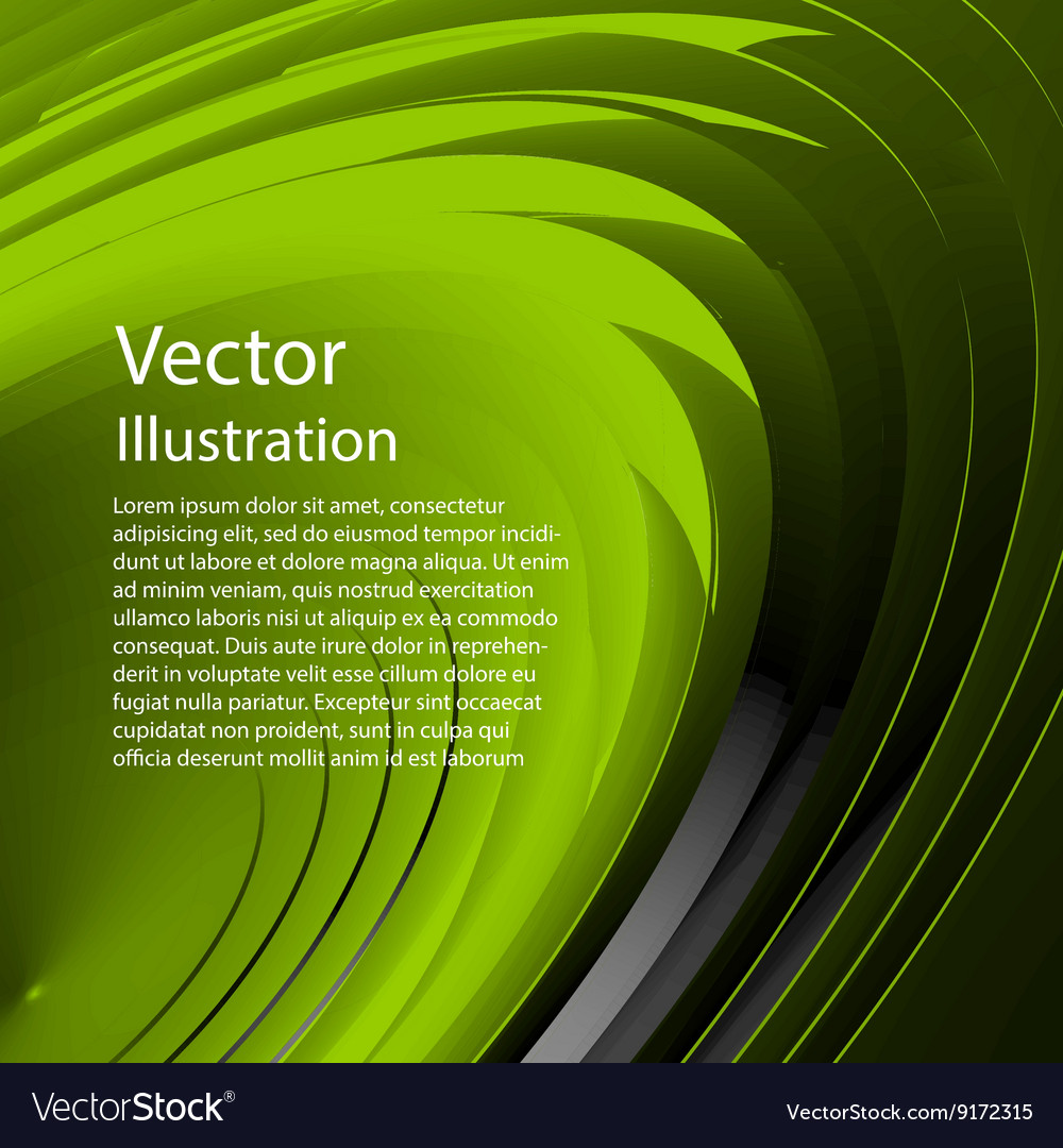 Abstract background for your designs with place vector image