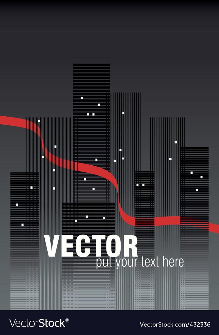 Jazz night vector image