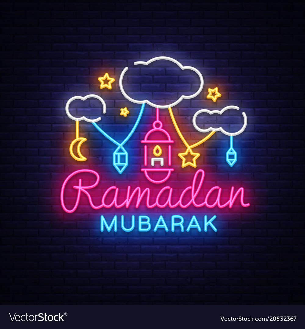 Ramadan mubarak greeting card ramadan royalty free vector ramadan mubarak greeting card ramadan vector image m4hsunfo Choice Image