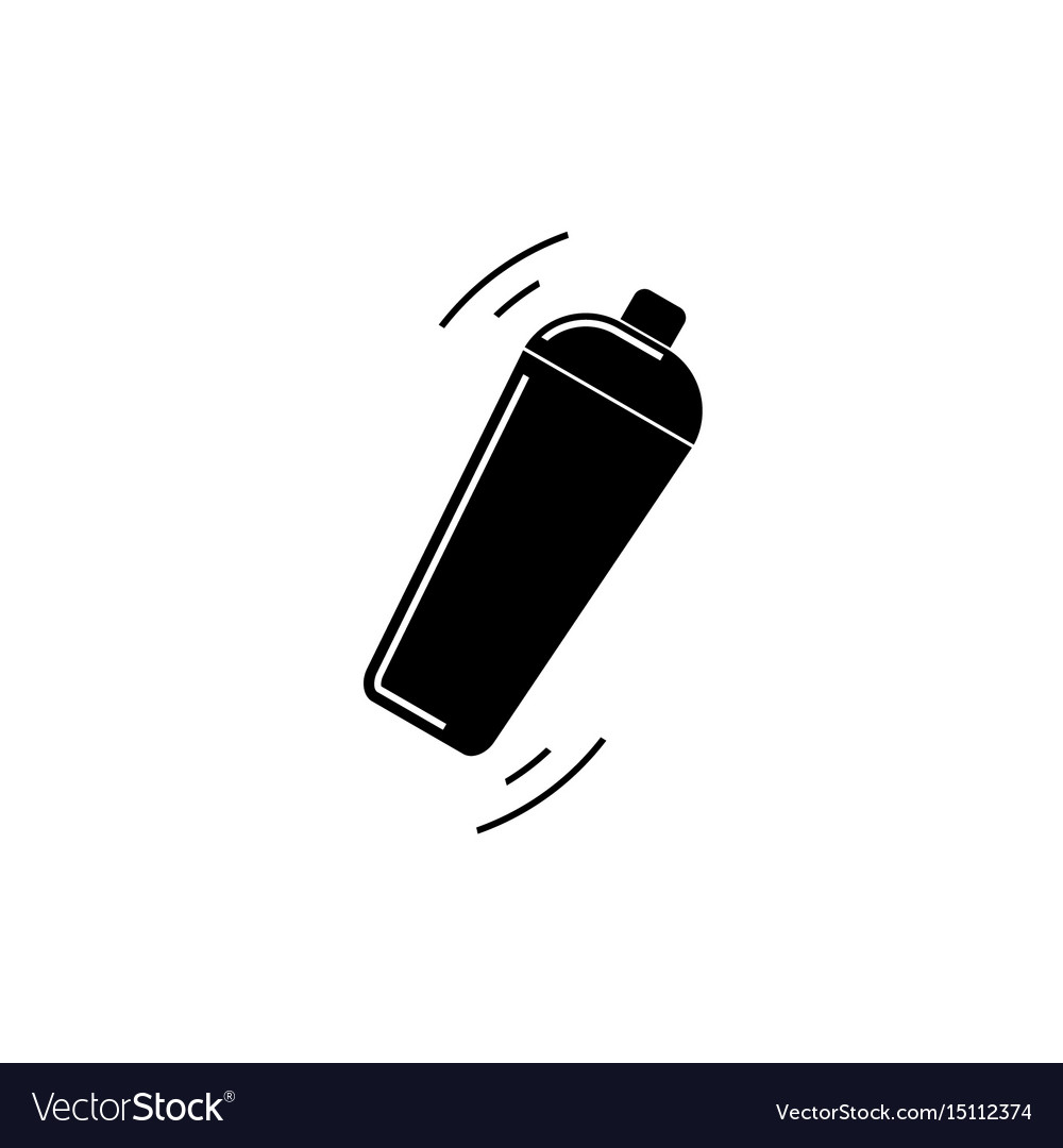 Shaker icon vector image