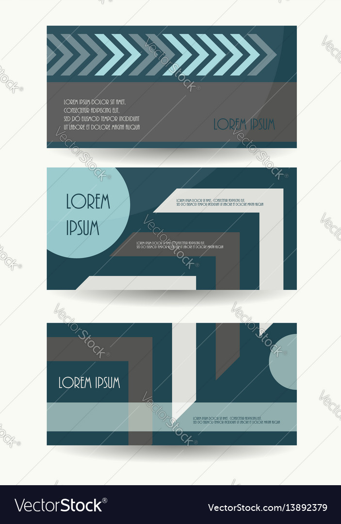 Company catalog contemporary layout business vector image